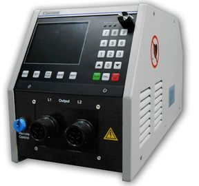 5KW 1-Phase Induction Heating Machine Digital Control 230V 50HZ For Coating Removal